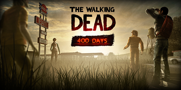 The Walking Dead 400 Days Review: Bite-Sized Walking Dead