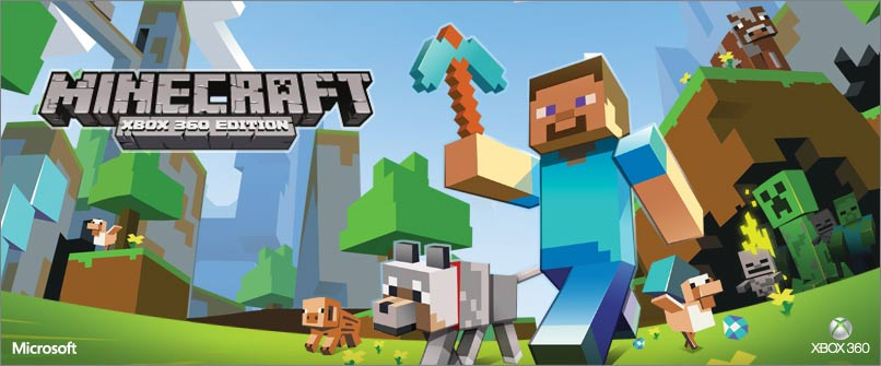 Minecraft Xbox 360 Edition: More Skin Packs On the Way