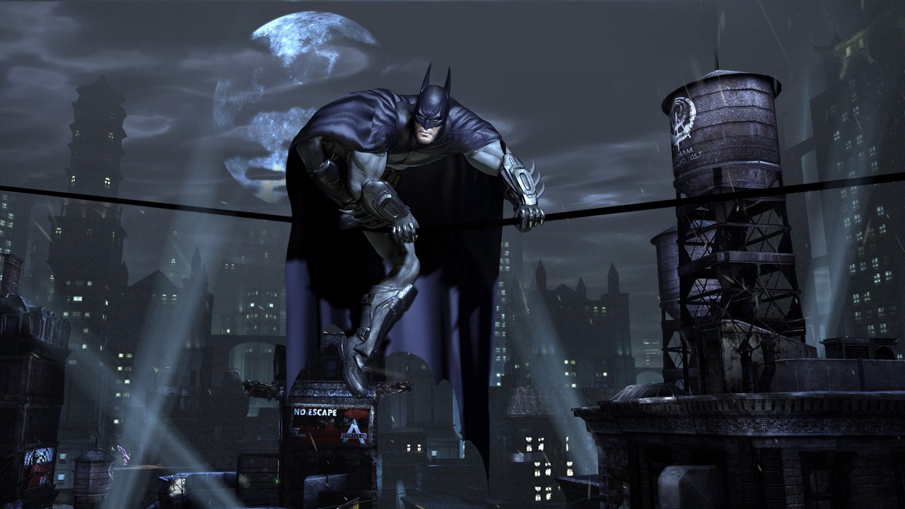 Warner's Digital Batman Catalogue Goes On Sale On Xbox Live