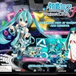 Hatsune Miku: Project Diva F Pre-Order Bonuses From GameStop