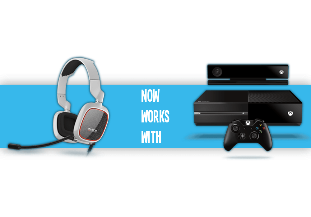 Current-gen Headsets will be Compatible with Xbox One