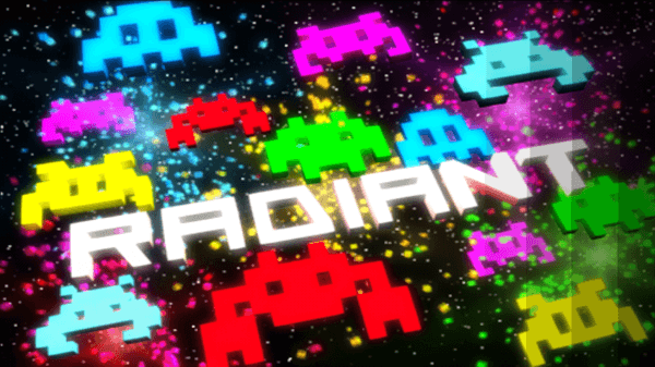 Radiant Review: The 80's Strike Back on Ouya