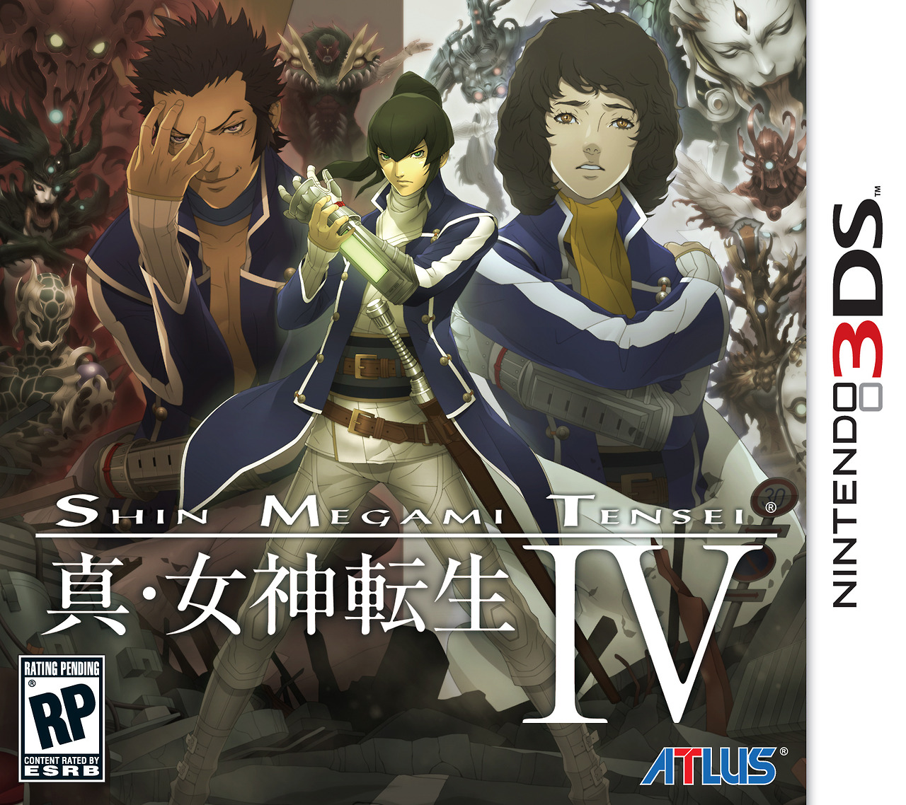 Shin Megami Tensei IV Review: A Dangerously Enticing Tale