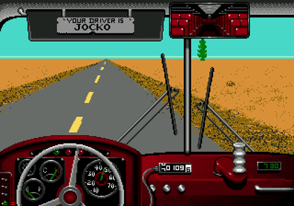 Desert Bus Hits iTunes and Google Play
