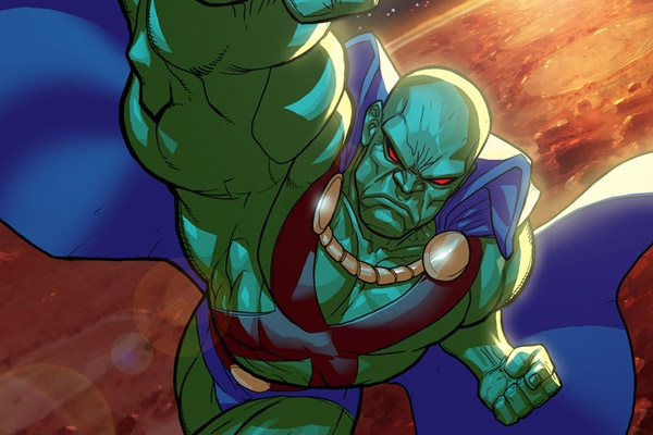 Martian Manhunter Available Now In Injustice: Gods Among Us