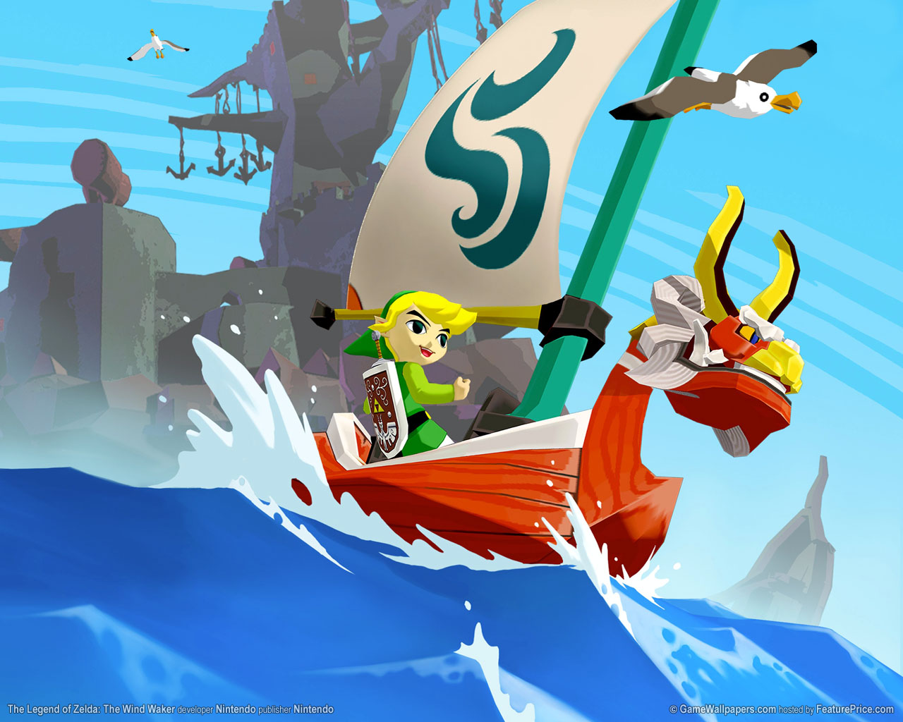 Wind Waker HD: New Difficulty Mode, $50 Price Tag, and Wii U Bundle