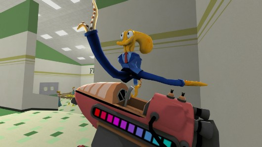 Octodad: Dadliest Catch Will Support Move on PlayStation 4