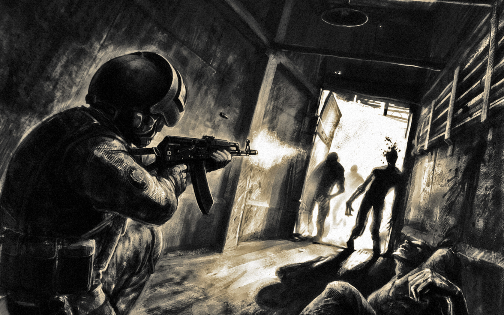 What Makes a Zombie Survival Game Great
