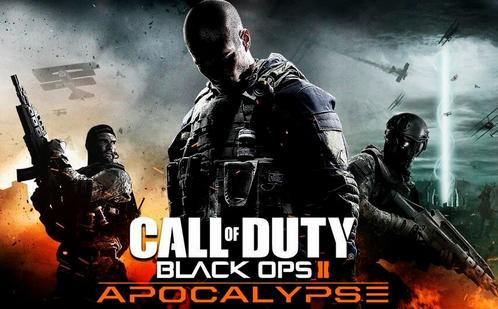Activision Announces Call of Duty: Black Ops II Apocalypse