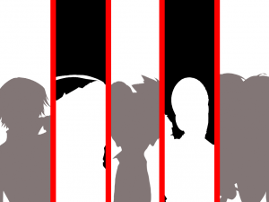 Anime Recommendations Silhouette