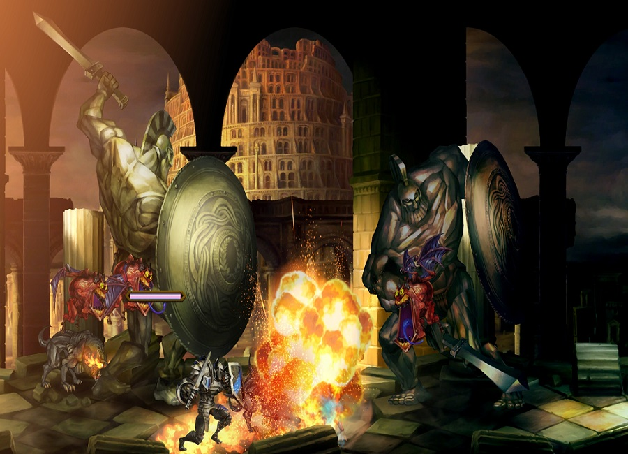 World-Building and the Dense, Impelling History of Dragon's Crown