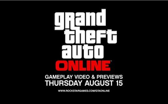 Grand Theft Auto Online Trailer First-Look: Blends Cinematic Singleplayer With Dynamic Multiplayer