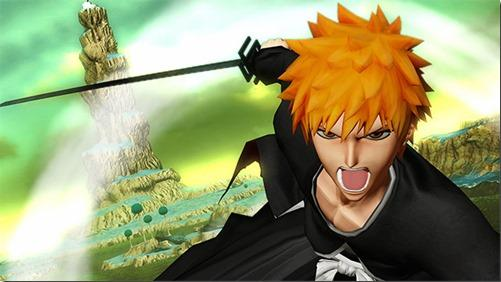 Ichigo Kurosaki Is Set To Use Zangetsu In J-Stars Victory Vs.