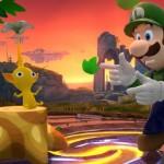 Luigi Revealed for Super Smash Bros Wii U and 3DS