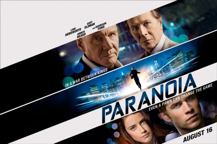 Paranoia Review: A Zero Thrills Techno-Thriller