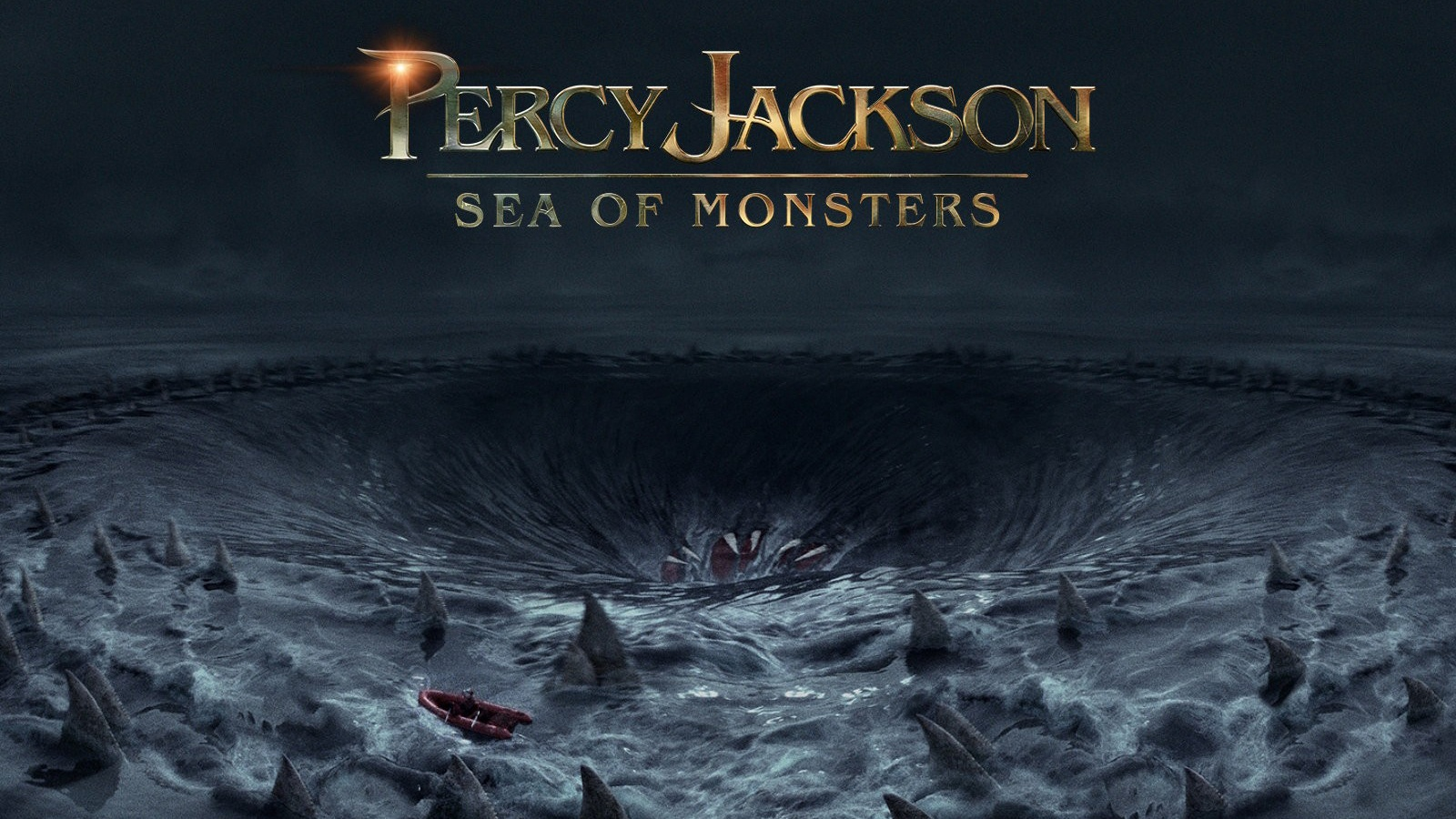 Percy Jackson Sea of Monsters Featured