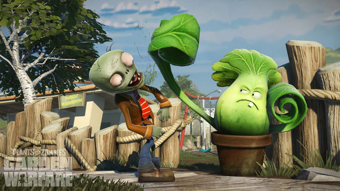 Zombie Classes and Boss Mode Revealed in Plants vs. Zombies: Garden Warfare
