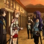 Sword Art Online – Episode 5 Review: The Ring of Guild Breaking Part 1