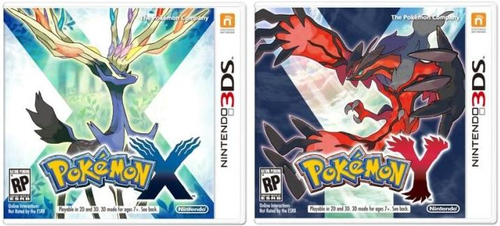 Pokémon X and Y Pre-Order Sales Reach 260,000 in 2 Days