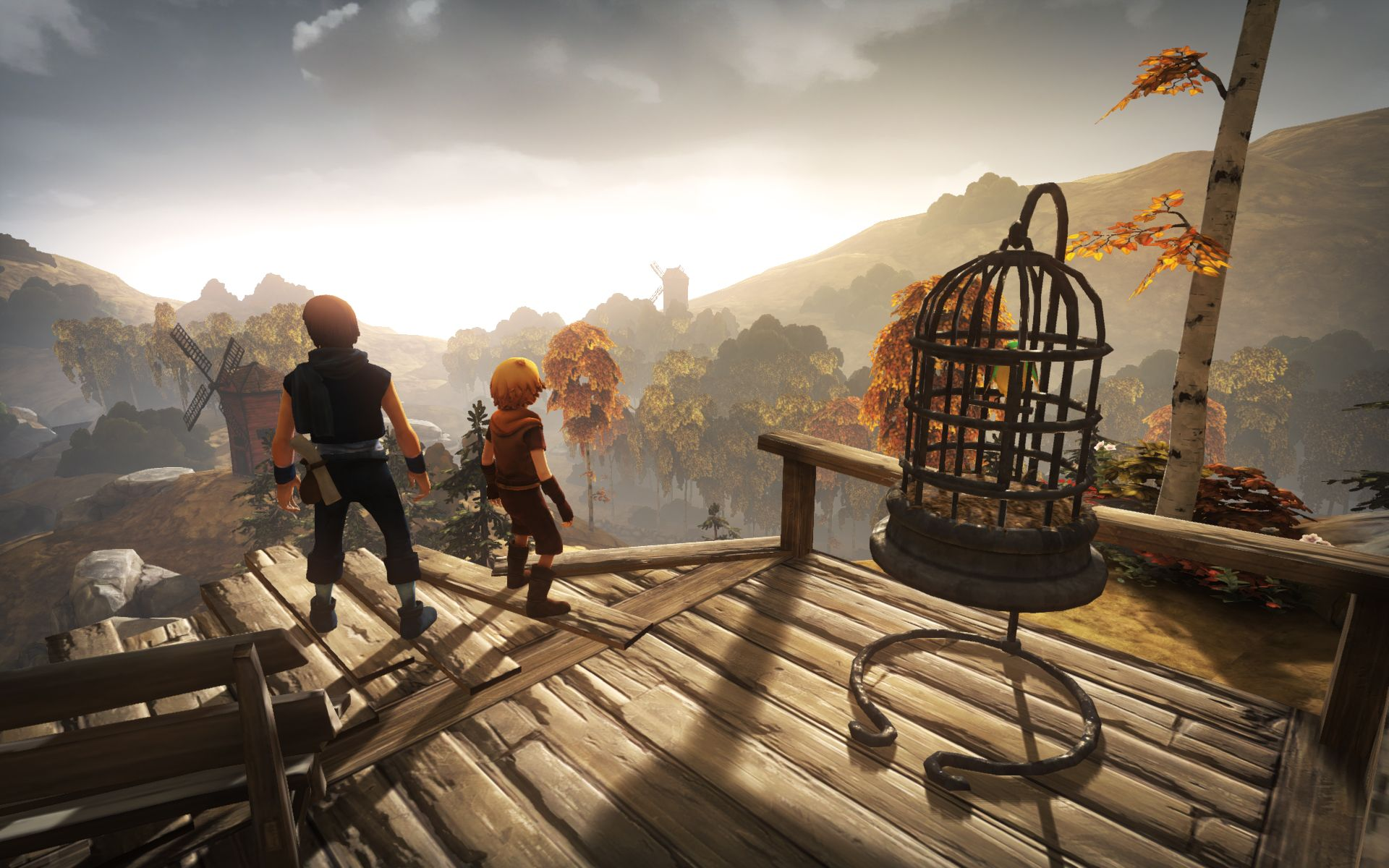 Brothers: A Tale Of Two Sons Review: A Bold New Direction Of Adventure