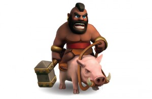 supercell mobile games clash of clans