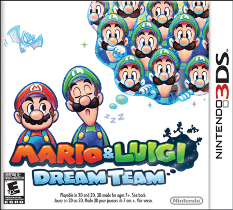 Mario & Luigi Dream Team Review: A Dream You Won't Want To End