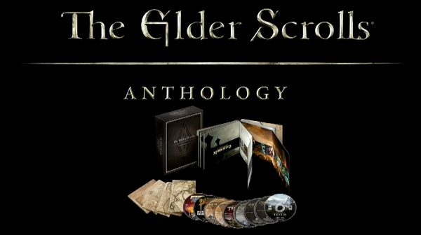 Bethesda Announces The Elder Scrolls Anthology