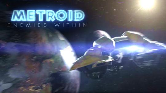 Metroid Fan Film