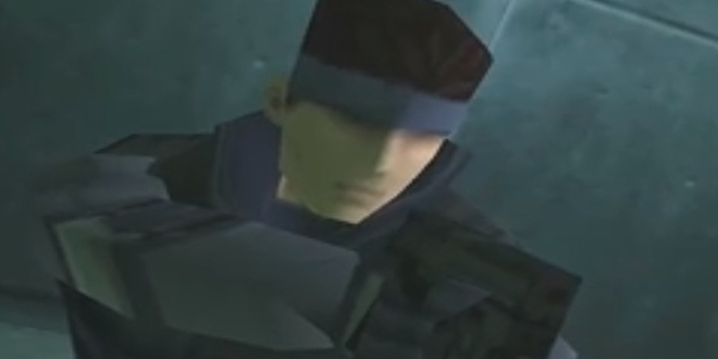 Metal Gear Solid 1 Snake