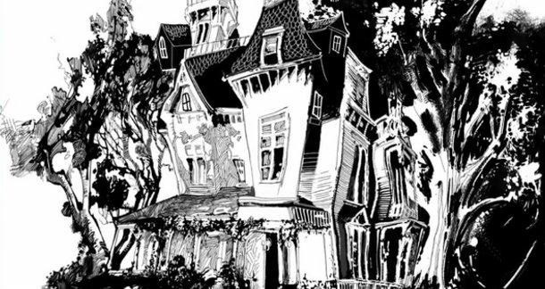 Wayward Manor: Neil Gaiman's Brainchild