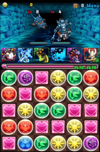 puzzles and dragons, gungho, mobile games