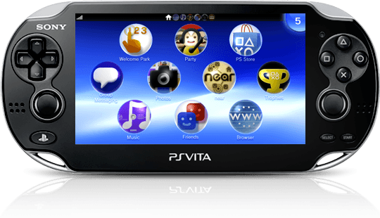 Rumored PlayStation Vita Redesign On the Way
