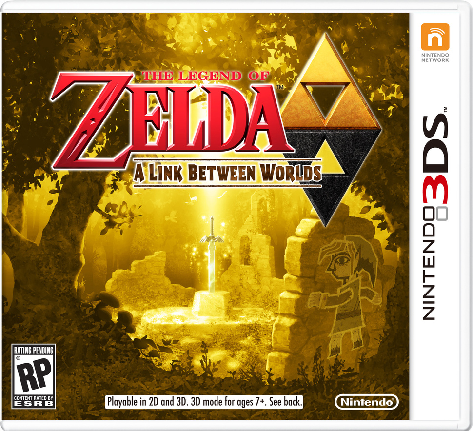 A Link Between Worlds Gets a Launch Trailer
