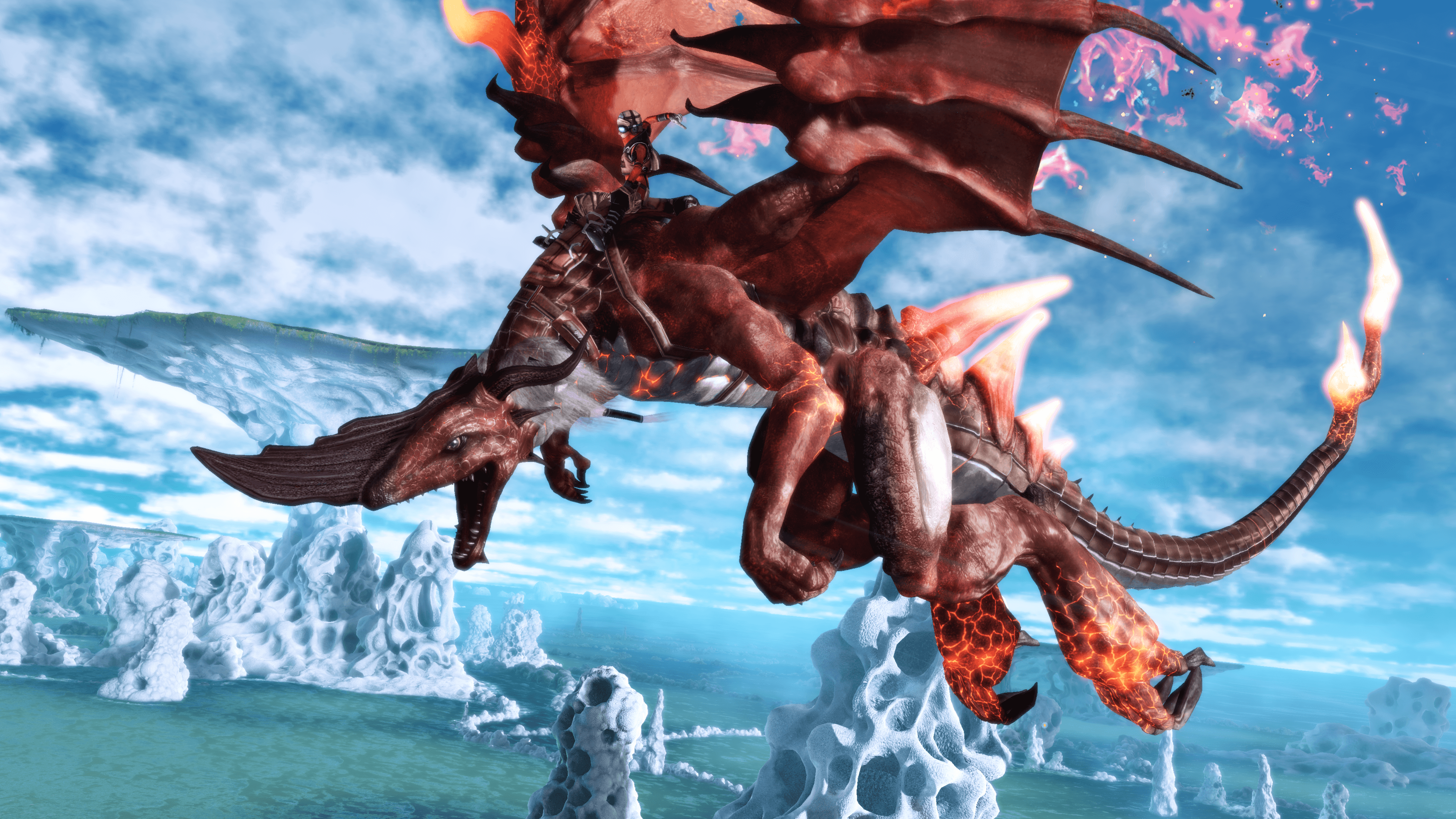 This TGS Crimson Dragon Trailer Features Dragon-Fighting Goodness