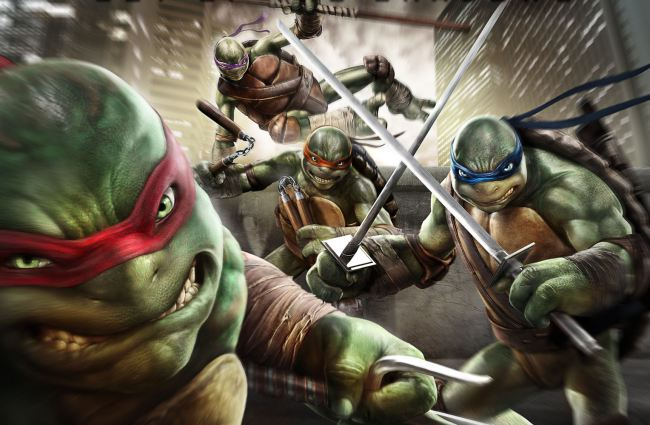 TMNT Out of the Shadows Review: Heroes in a Half Game
