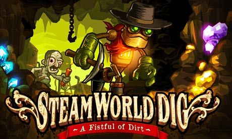 SteamWorld Dig Review: Mining Fun for the 3DS