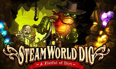 steam world dig