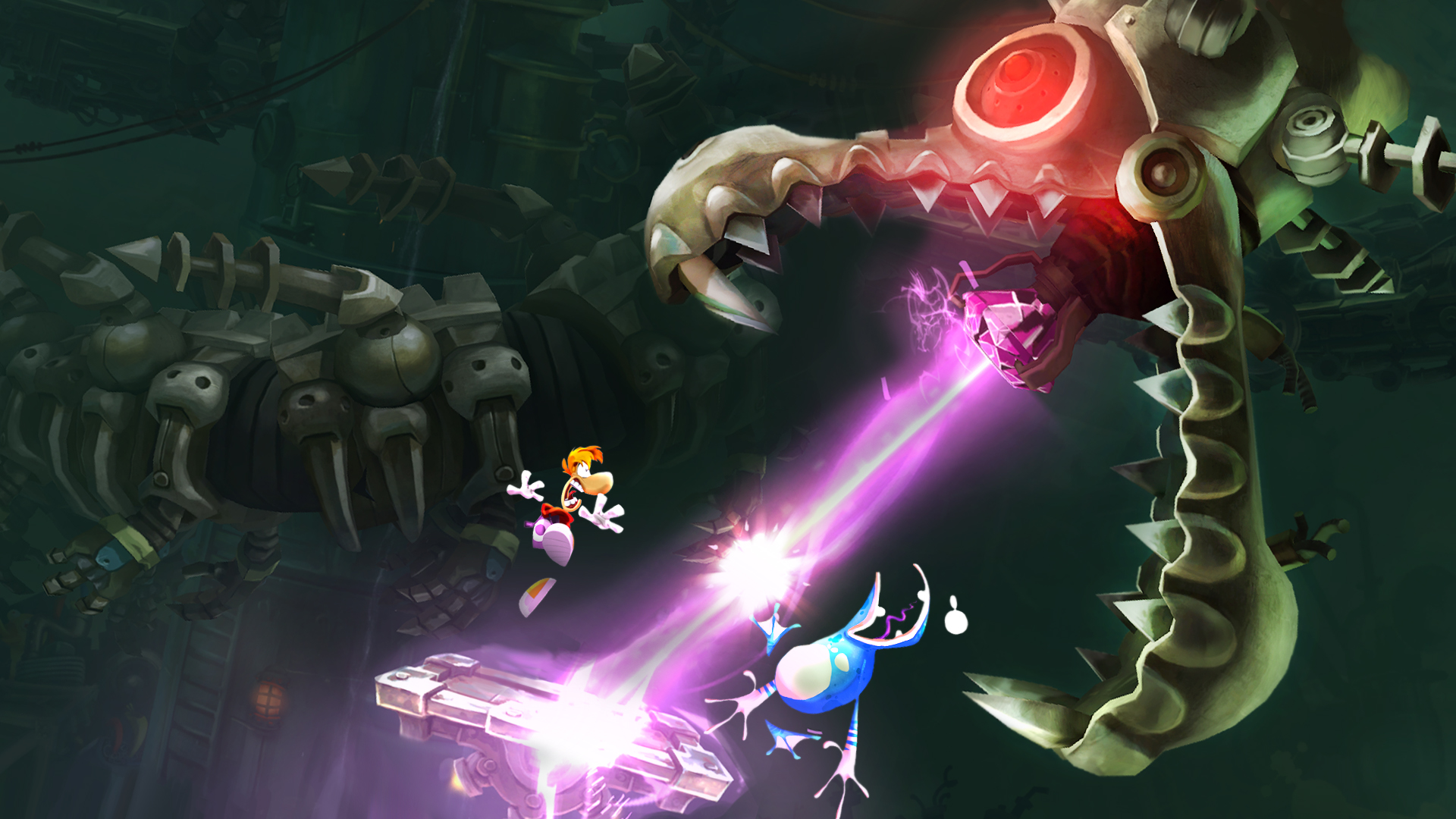 Rayman Legends on the Vita has Missing Content