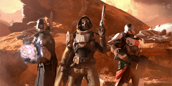 Destiny's First Patch Detailed