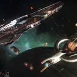 'Elite: Dangerous' Trailer Shows Off Capital Ship Fight