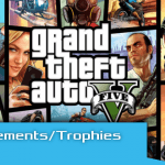 Achievements/Trophies List for 'GTA V'