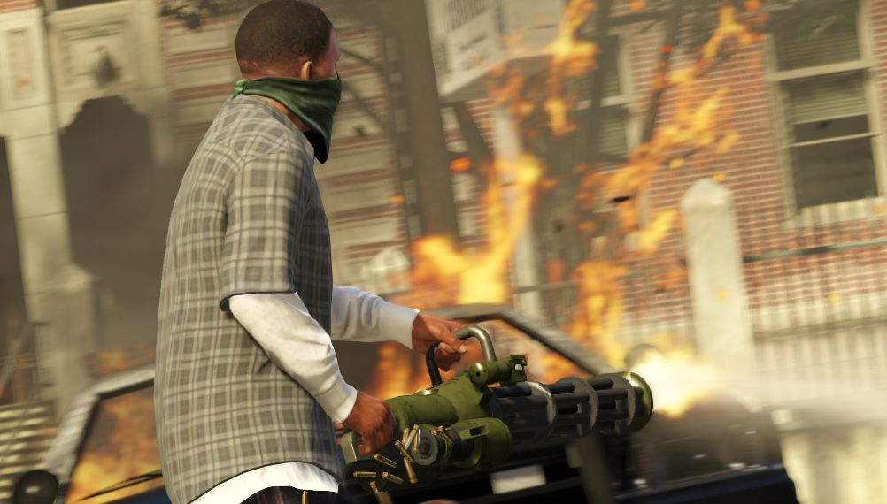Grand Theft Auto V Review: Swan Song