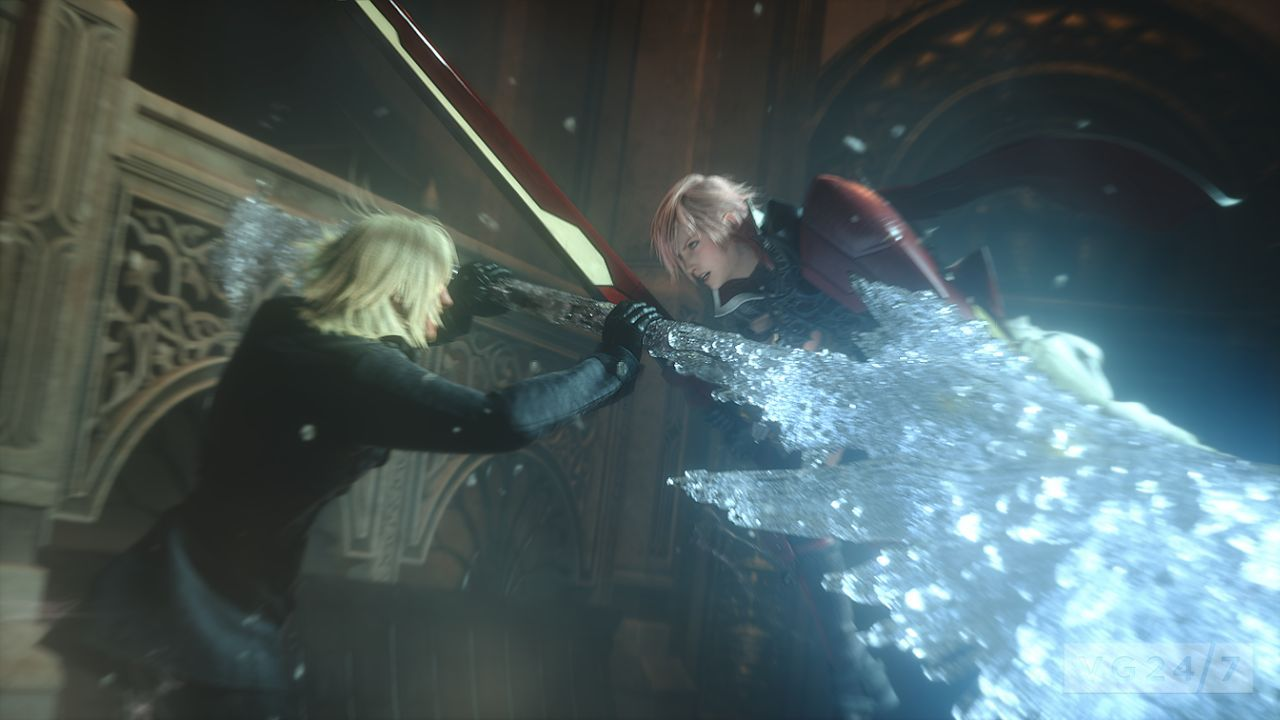 Lightning Returns: Final Fantasy XIII Opening Cinematic Does Little To Excite Me
