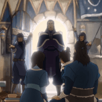 "The Legend of Korra: ""Civil War Pt. 1″ – Warring Families"