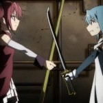 Madoka Magica – Episode 5 Review: Magical Girl Fight Club