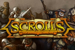 scrolls featured image - card game artc