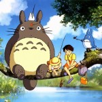 Novelization of My Neighbor Totoro to Be Released in October