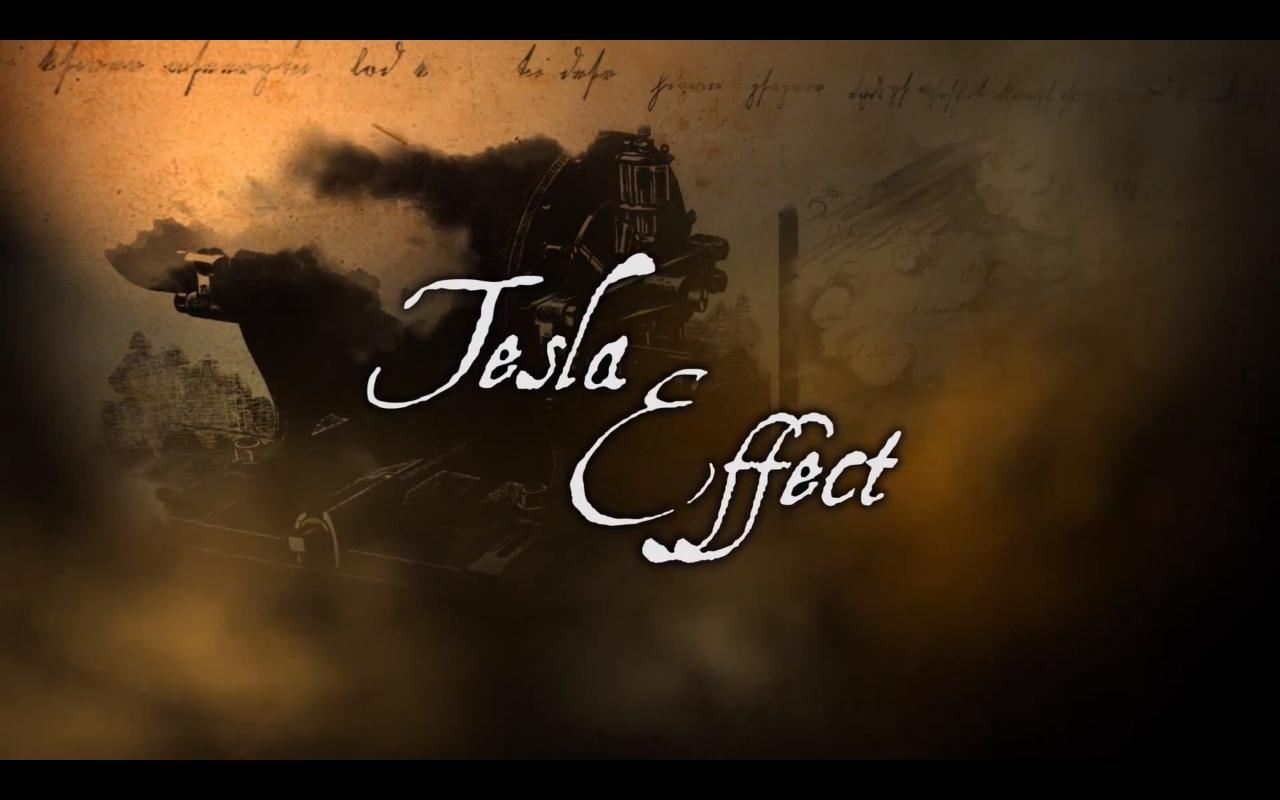 Tesla Effect Officially Announced With Teaser Trailer