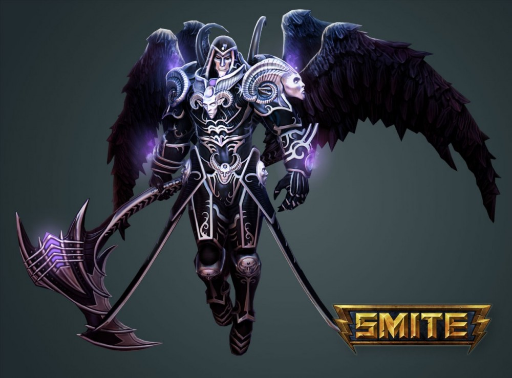 Smite Giveaway – Thanatos, the god of death