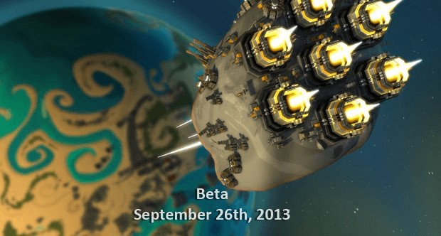 Planetary Annihilation Beta Release Date Announced